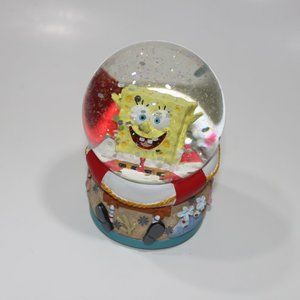 Nickelodeon Accents - Spongebob Musical Snow Globe 2006